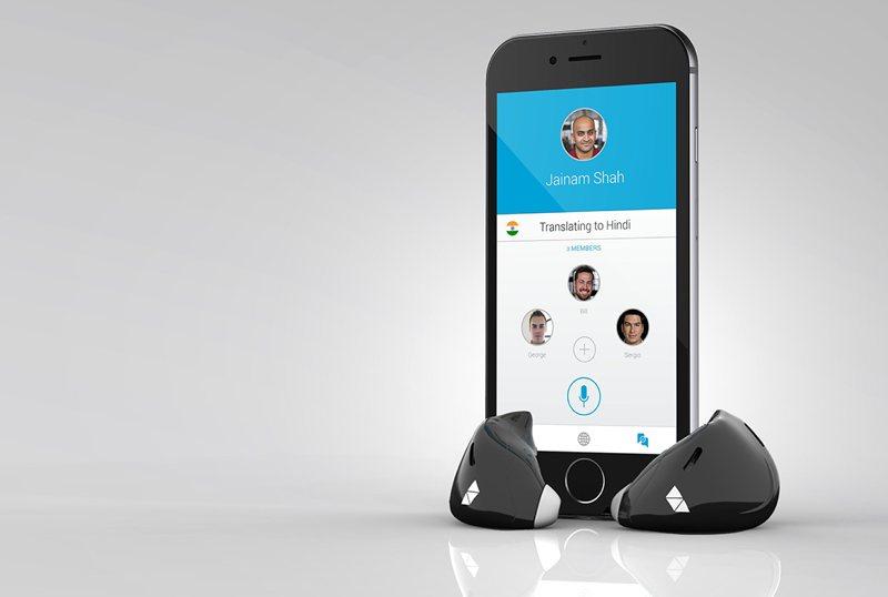Este gadget promete traducir entre idiomas en tiempo real