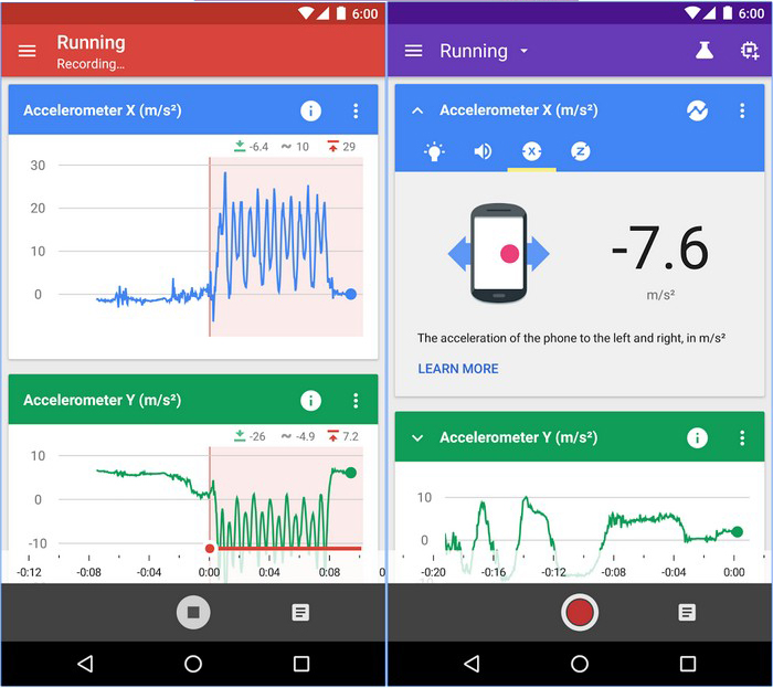 Expermientos científicos en tu Android con la app Science Journal de Google