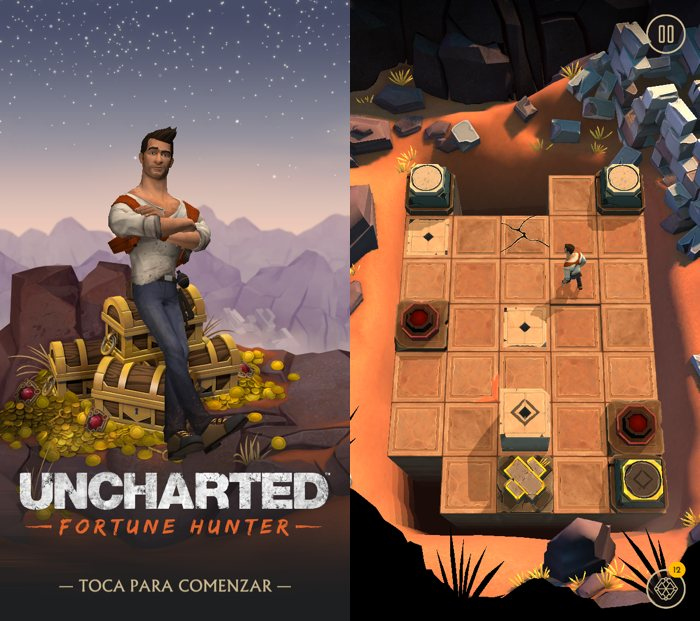 Uncharted: Fortune Hunter, los puzles y aventuras de Uncharted en tu móvil