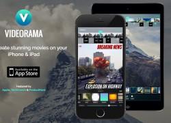 Videorama: edita y añade efectos a tus vídeos en iPhone con esta fantástica app