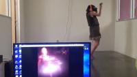 Estos zombis de realidad virtual dan mucho miedo