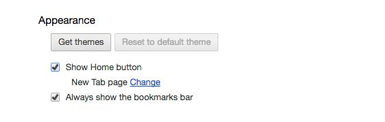 Cómo restaurar la página de inicio en Chrome y Firefox