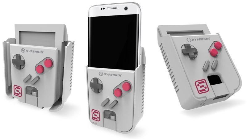 Smart Boy: transforma tu teléfono Android en una Game Boy