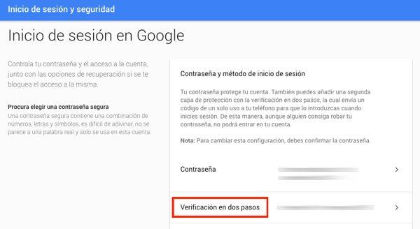 5 formas de hacer más seguro tu Gmail en 5 minutos