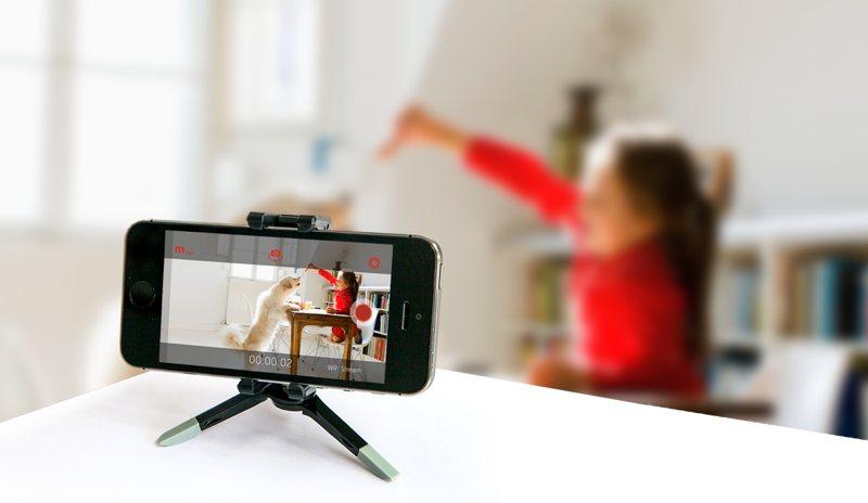 Convierte tu móvil en una cámara de vigilancia