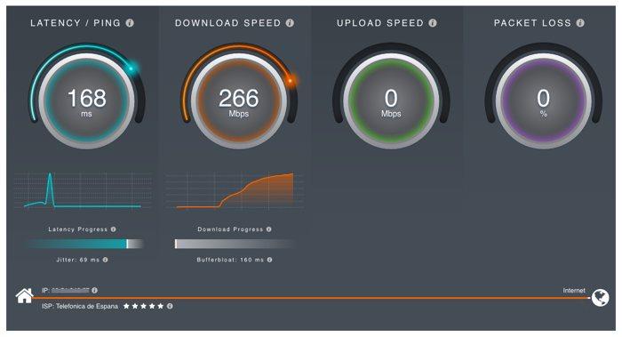 Cómo medir la velocidad de Internet en tu casa