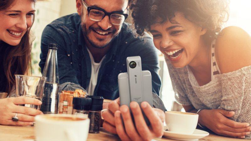 Insta360: pequeña cámara 360 grados compatible con tu iPhone