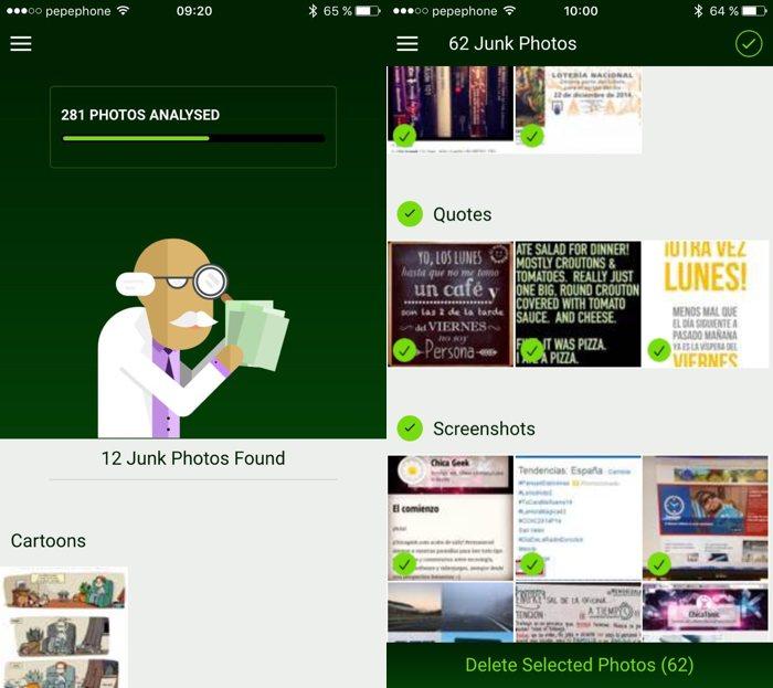 Cómo hacer limpieza en tu WhatsApp