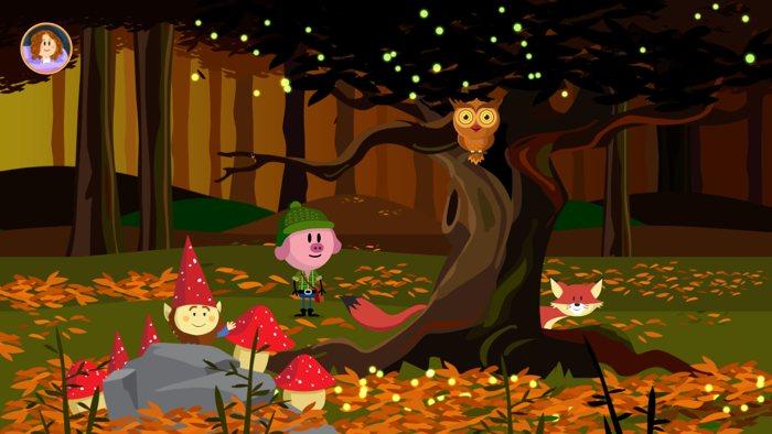 Comomola Fireflies, una app para que los niños pierdan el miedo a la oscuridad