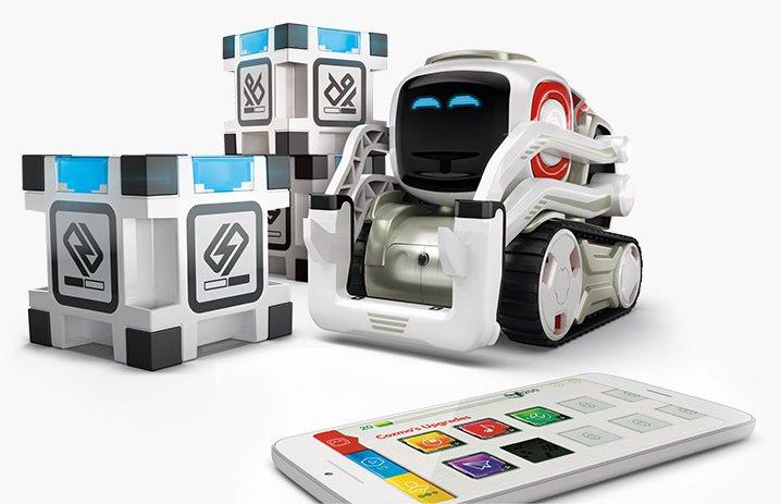 Cozmo es el robot con personalidad propia que muchos querrían tener