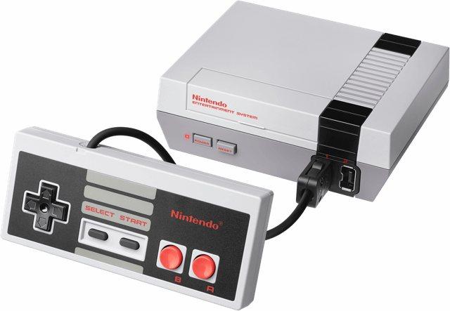 Nintendo Classic Mini: el regreso de la mítica consola NES