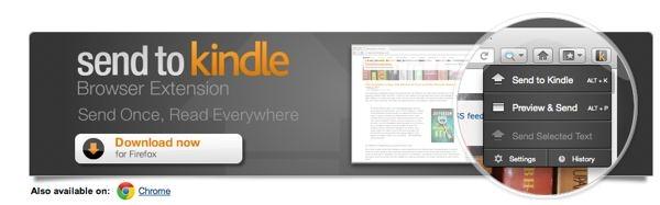 Cómo llenar tu Kindle de contenido gratis