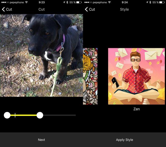 Artisto: los filtros artísticos de Prisma, aplicados a vídeo