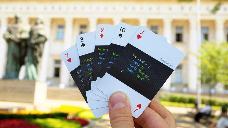 Code:deck, una baraja de cartas pensada para programadores