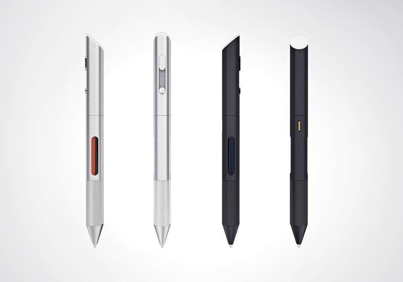 Cronzy, el bolígrafo que detecta colores en la vida real