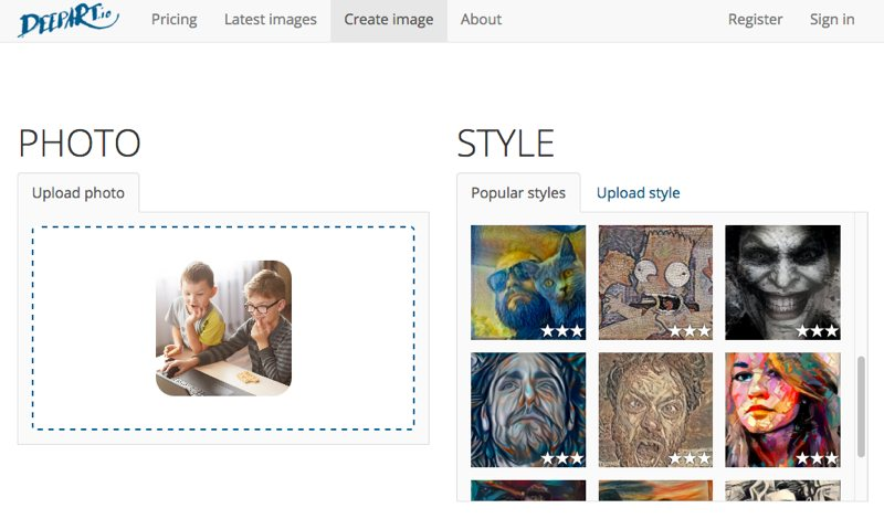 3 utilidades gratis para convertir tus fotos en arte