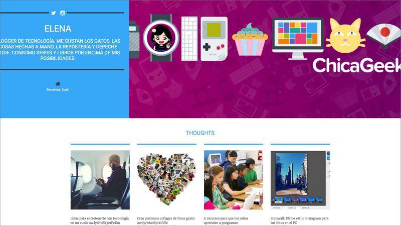 Con Swite puedes tener una página web personal en unos minutos