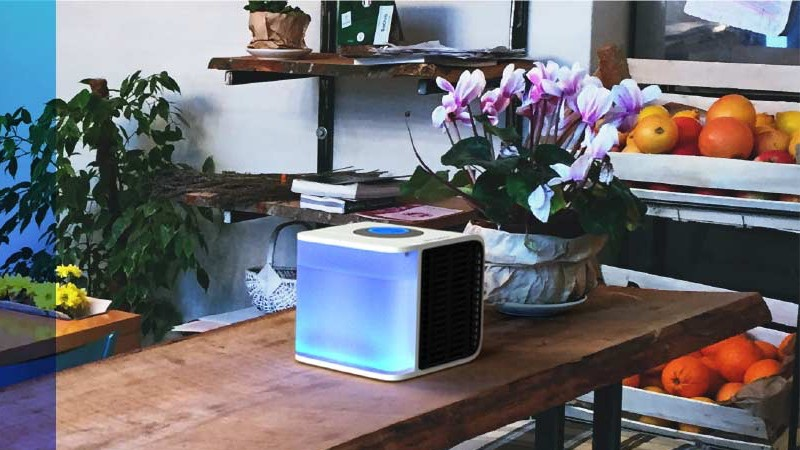 Evapolar: el aire acondicionado para tu espacio personal