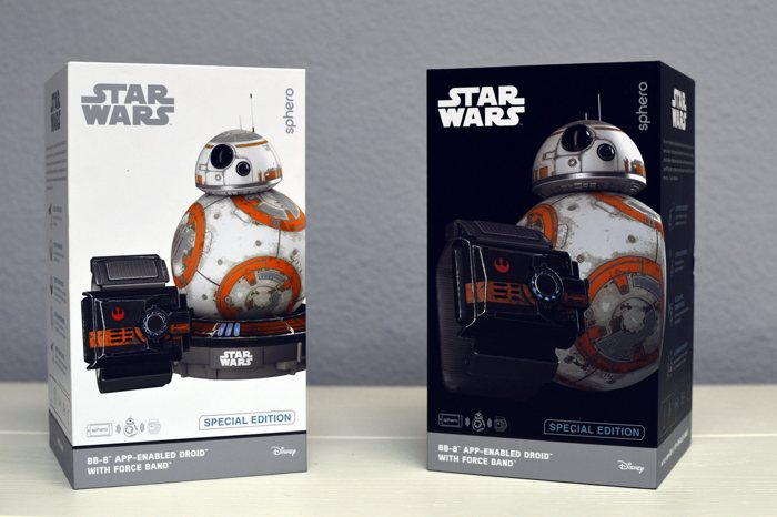 Force Band: controla tu Sphero BB-8 con gestos de la mano