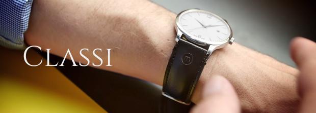 Convierte cualquier reloj en un smartwatch con Classi