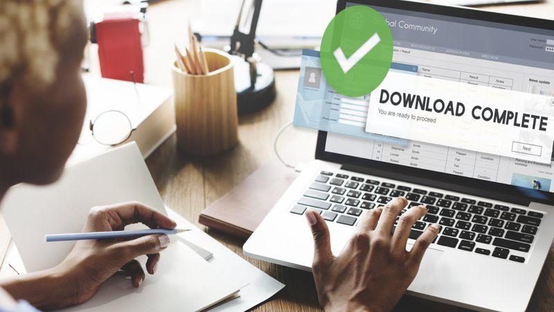Cómo evitar malware o virus cuando descargas software