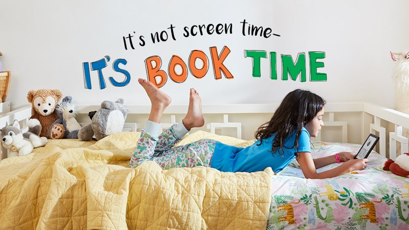 Amazon lanza Kindle for Kids