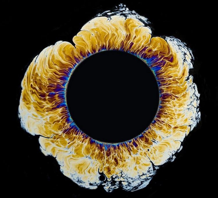 Fotos abstractas que parecen ser ojos sin serlo realmente