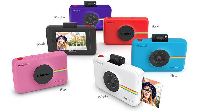 Polaroid Snap, la versión actualizada de la clásica cámara Polaroid