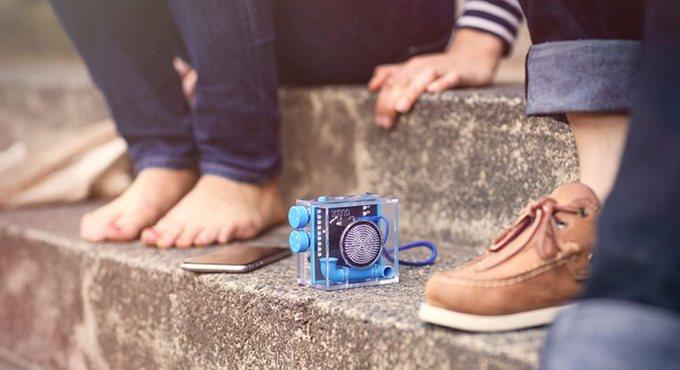 Kano vuelve con más gadgets: Camera Kit, Pixel Kit y Speaker Kit