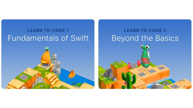 Aprende a programar apps de iPhone con Swift Playgrounds