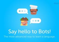 Los bots de Duolingo te ayudan a practicar idiomas