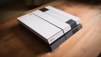 Dale a tu consola un toque retro estilo NES