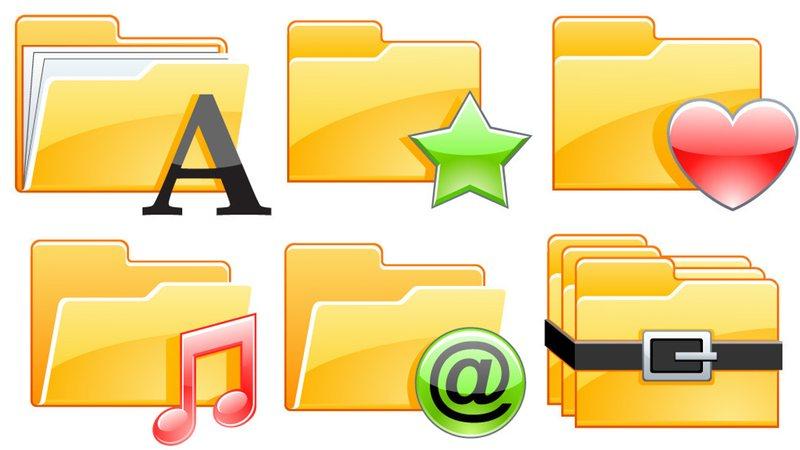 C mo personalizar los iconos de windows chicageek - Iconos para escritorio windows ...