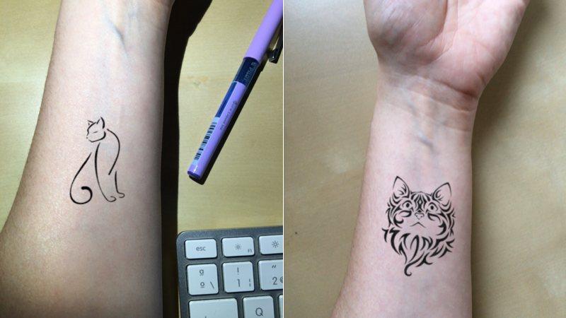 InkHunter: pruébate un tatuaje antes de hacértelo