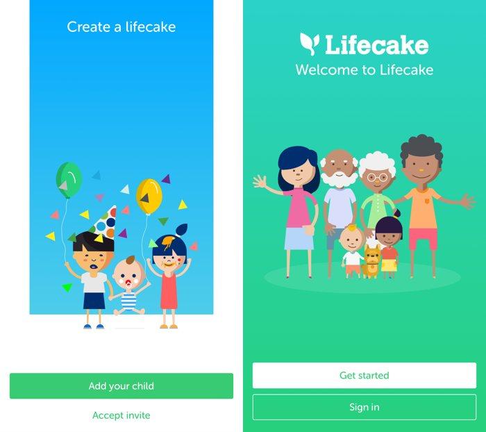 Comparte fotos de tus hijos con seguridad en Lifecake