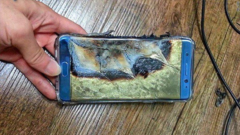 ¿Qué ha pasado con el Samsung Galaxy Note 7?