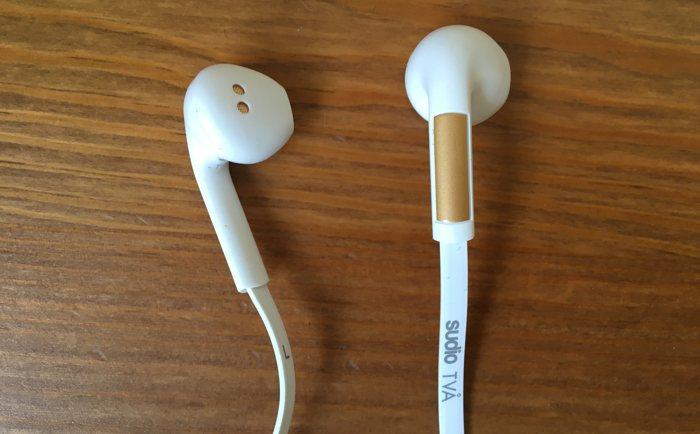 Auriculares Sudio, un toque de elegancia para tu smartphone