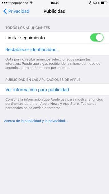 Cómo proteger al máximo tu privacidad en iPhone
