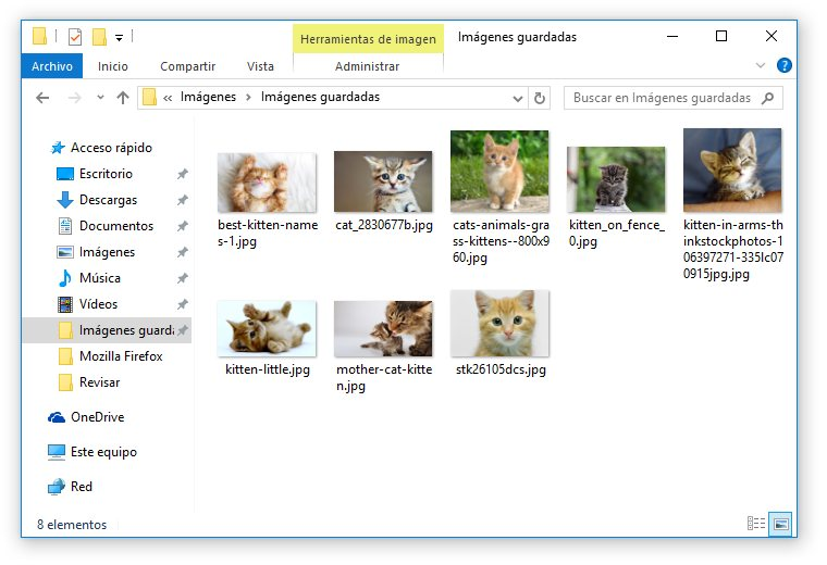 Cómo renombrar múltiples ficheros a la vez en Windows (sin programas extra)