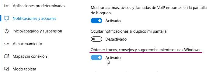 Cómo eliminar toda la publicidad de Windows 10