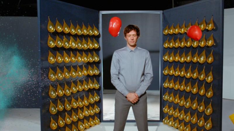 Este vídeo de OK Go de 4 minutos se grabó en 4 segundos