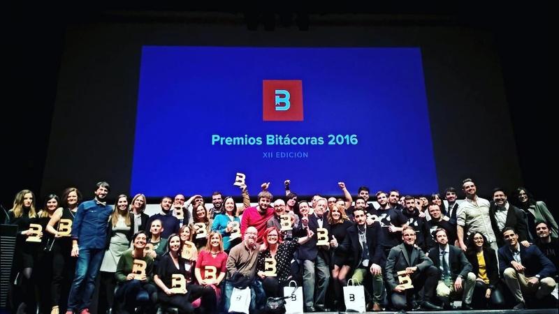 ChicaGeek, Premio Bitácoras 2016 al mejor Blog de Tecnología