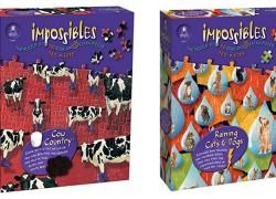 Unos puzles imposibles de resolver… o no