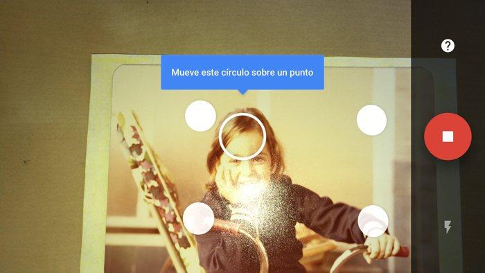 Google PhotoScan te ayuda a escanear tus fotos viejas con el móvil