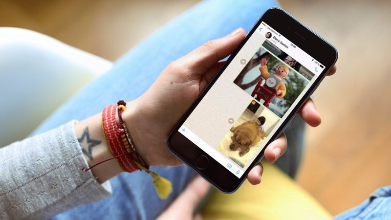 Cómo enviar (y ver) GIFs animados en WhatsApp