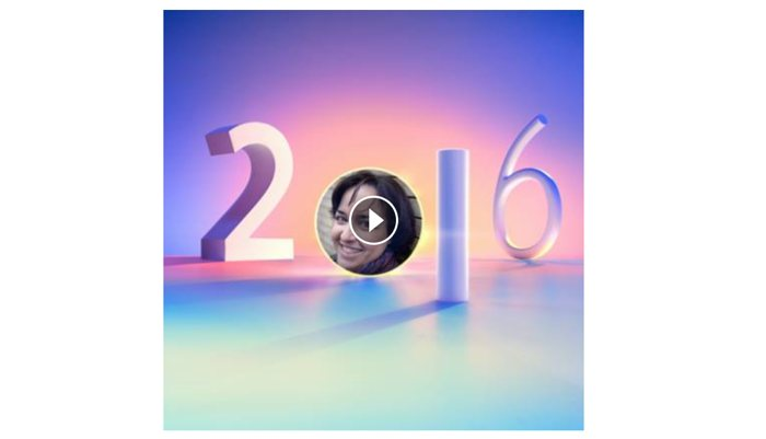 El resumen de 2016 en Google, YouTube, Facebook, Instagram y Twitter