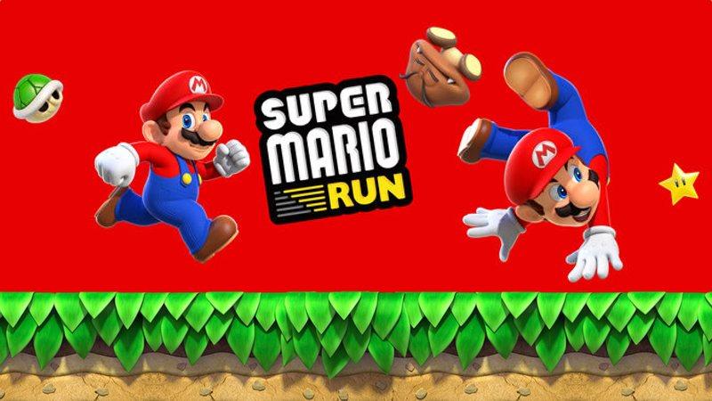 Super Mario Run: ya puedes jugar a Mario en tu iPhone