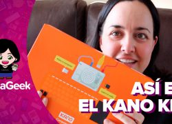 Vídeo: unboxing y puesta en marcha del Kano Kit y Screen Kit