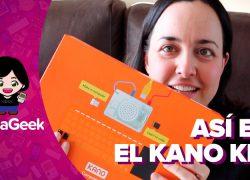 Vídeo: unboxing y puesta en marcha del Kano Kit y Screen Kit