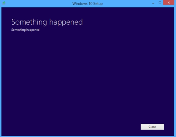 Mensajes de error de Windows divertidos